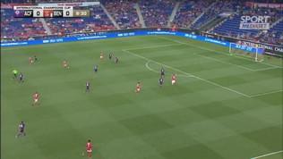 ICC: Fiorentina-Benfica 1-2, gli highlights