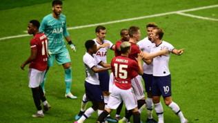 ICC, lo United vince la battaglia col Tottenham: 2-1 Red Devils