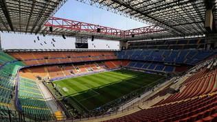 Atalanta in Champions a San Siro: le curve resteranno chiuse