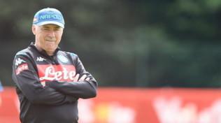 """Napoli, Ancelotti non molla James: """"C'è la volontà di prenderlo"""""""