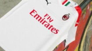 Milan, ecco la seconda maglia 2019/20