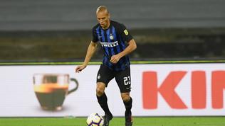 Inter, Miranda addio: ufficiale, va allo Jiangsu Suning