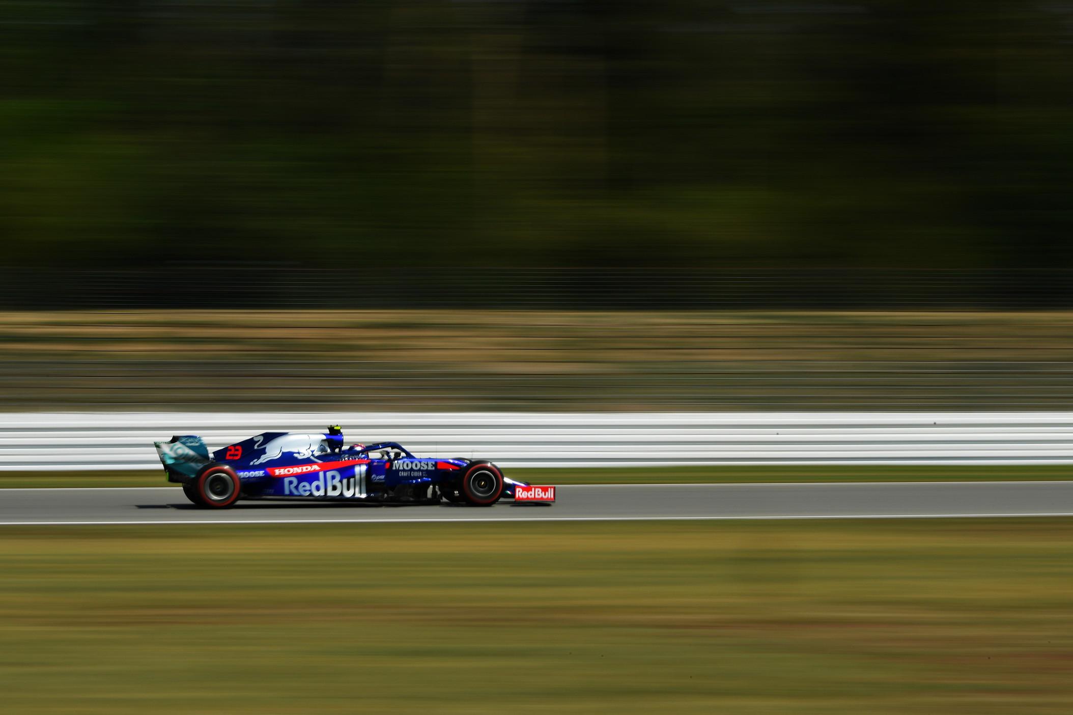 Venerdì di libere a Hockenheim, per il GP di Germania