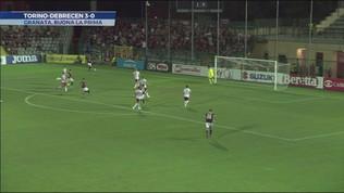 Torino-Debrecen 3-0