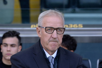 LUIGI DELNERI - senza squadra dal 2016/17, ultima panchina quella dell'Udinese