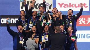 Mondiali pallanuoto, Italia campione: battuta la Spagna 10-5