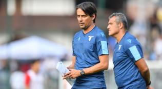 "Lazio, Inzaghi: ""Milinkovic? Sperocherimangacon noi"""