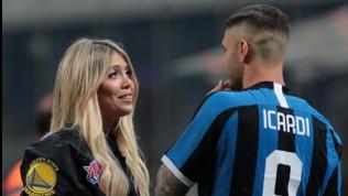 """Icardi-Inter, messaggio di pace di Wanda?""""Le anime gemelle finiscono insieme"""""""