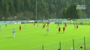 Lazio-Mantova 4-0: ultimo gol di Milinkovic?