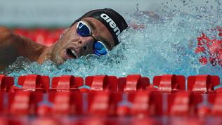 Nuoto, Mondiali: bronzo Paltrinieri, lo scettro dei 1500 stile libero passa a Wellbrock