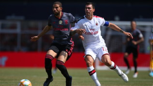 International Champions Cup: Taarabt beffa il Milan, il Benfica vince 1-0