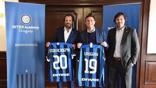 Caccia a nuovi Godin, l'Inter Academy sbarca in Uruguay