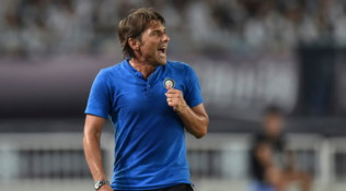 """Inter, Conte: """"Serve tempo, non si costruiscono grattacieli in pochi giorni"""""""