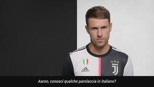 """Ramsey, esame di italiano: """"Parolacce?"""""""