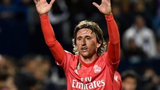 Mercato, Modric e quel like al Milan