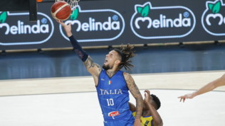 Trentino Basket Cup, Italia-Romania 88-60