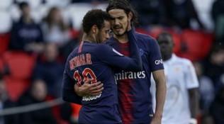 Psg, Cavani in uscita? Leonardo incontra Neymarper convincerlo a restare a Parigi