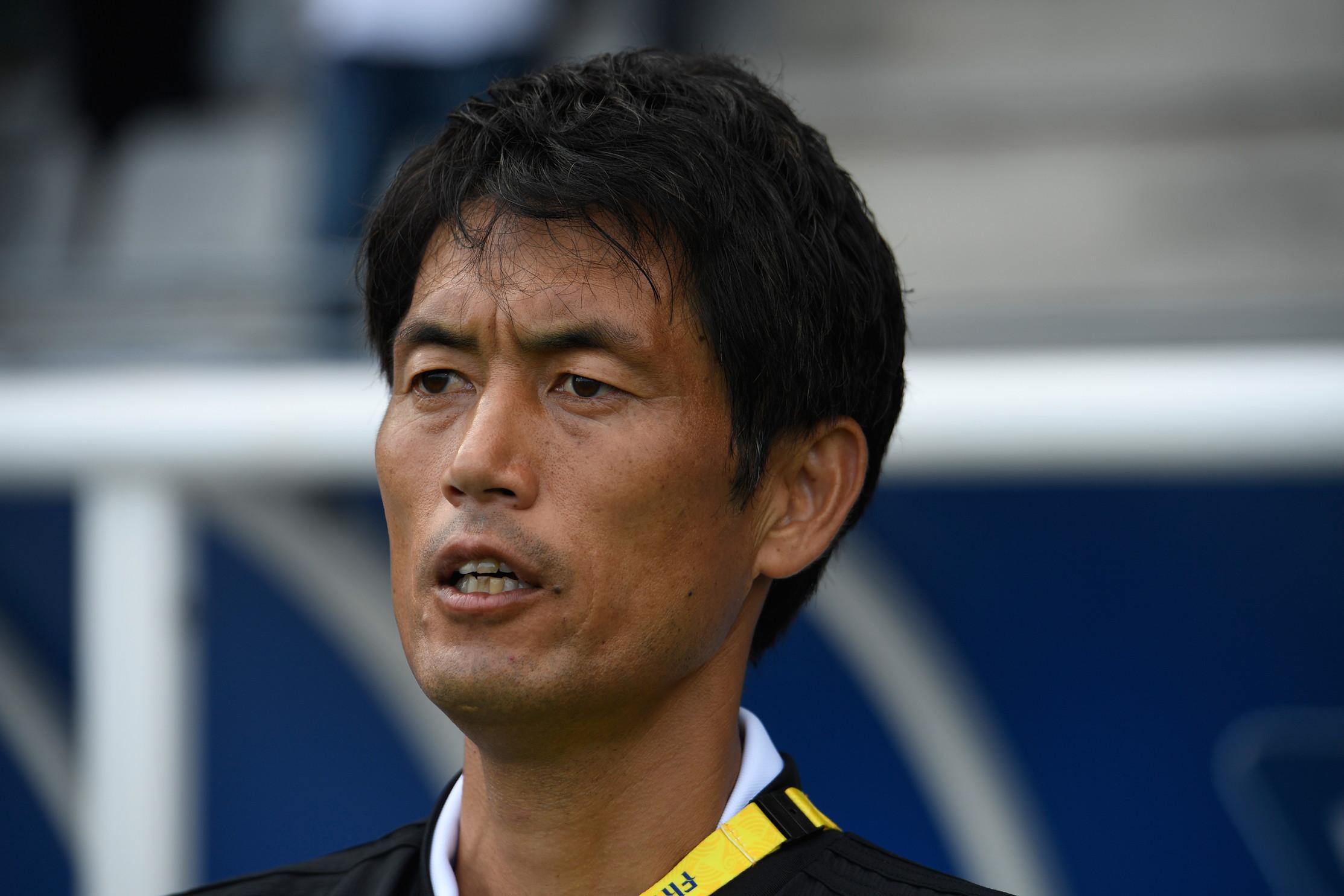 Futoshi Ikeda, ct della nazionale femminile giapponese eliminata agli ottavi al Mondiale