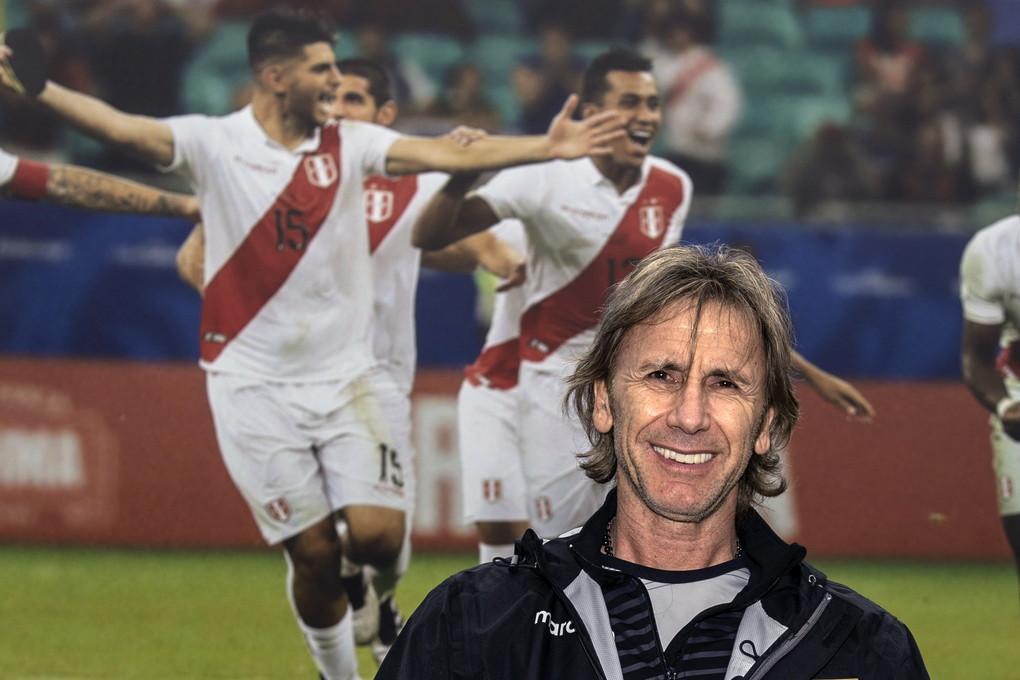 Ricardo Gareca: finalista della Copa America alla guida del Perù