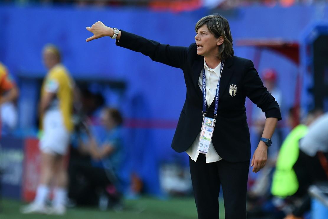 Milena Bertolini: ct dell'Italia femminile, eliminati ai quarti al Mondiale