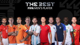 Fifa The Best 2019, due juventini tra i nominati: Ronaldo e De Ligt