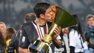 """Juventus, i tifosi insorgono sui social: """"Dybala non si tocca"""""""