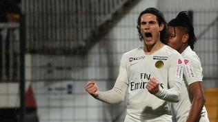 Mercato Inter, Cavani frena: vorrebbe restare un anno al Psg
