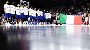 Basket, l'Italia batte 69-58 la Costa d'Avorio e vince la Trentino Basket Cup