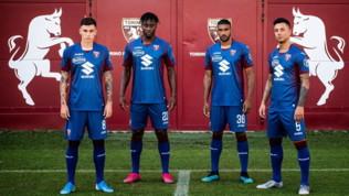Torino, una maglia da Europa League
