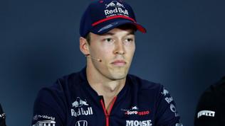 """F1, Kvyat: """"Ritorno in Red Bull? Dipende da loro"""""""