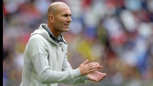 Real, un'estate difficile: tutti i tormenti di Zidane