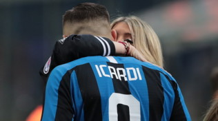 """Inter, Icardi al muro contro muro: rimane da """"separato in casa"""""""