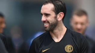 """Inter, Godininfortunato: """"Distrazione muscolare"""". Stop di almeno 20 giorni"""