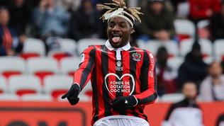 Milan, un vecchio pallino va in Premier: Saint-Maximin al Newcastle