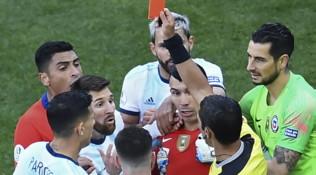 Argentina, Messi squalificato 3 mesi per le accuse alla Conmebol