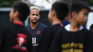 Neymar vuole solo il Barça e snobba Leonardo: niente saluto