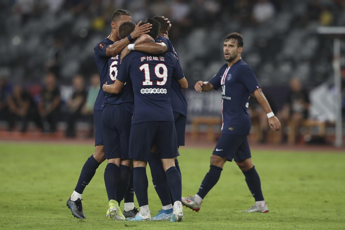 Il Psg fa suo il primo trofeo stagionale. In Cina, a Shenzhen, la squadra di Tuchel ha superato 2-1 in rimonta il Rennes nella finale di Supercoppa di...
