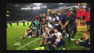 Psg, Mbappé allontana Neymar: solo uno scherzo?