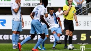 Amichevoli, Lazio e Bologna vincono in Germania, Fiorentina ok a Livorno. Cade il Parma
