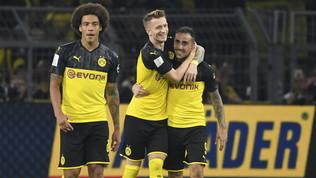 Supercoppa di Germania: Sancho stende il Bayern, il Dortmund vince 2-0