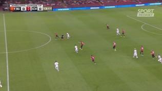 Manchester United-Milan 7-6 dopo i rigori: gli highlights