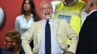 """Napoli, De Laurentiis: """"Troveremo altri Pépé, l'Arsenal fattura 5 volte noi"""""""