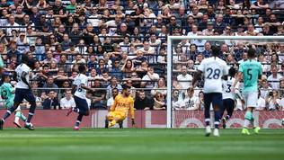 ICC, Tottenham-Inter 4-5 ai rigori: Sensi e Handanovic fanno sorridere Conte a Londra<br />