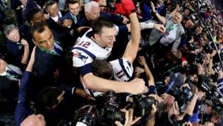 Nfl, Tom Bradycontinua fino a 44 anni: contratto da 70 milioni di dollari!