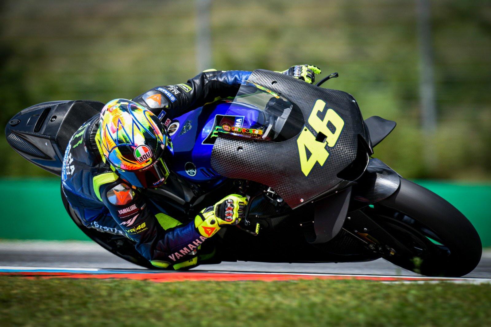 Calendario Valentino Rossi 2020.Rossi E Gia Nel 2020 Test Con La Nuova Yamaha News