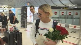 """Federica Pellegrini, 31 anni in vasca: """"Obiettivo vacanze, Tokyo è lontana"""""""