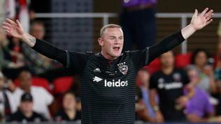 Wayne Rooney lascia la MLSa fine anno: sarà allenatore-giocatore al Derby County