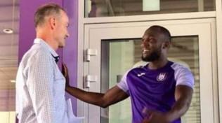 United, Lukakucontinua ad allenarsi con l'Anderlecht