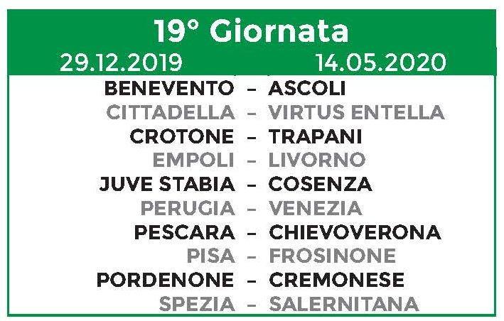 Chievo Verona Calendario.Serie B Svelato Il Calendario Via Il 23 Agosto Chievo
