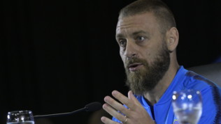 "De Rossi: ""Boca Juniors, amore folle come a Roma"""